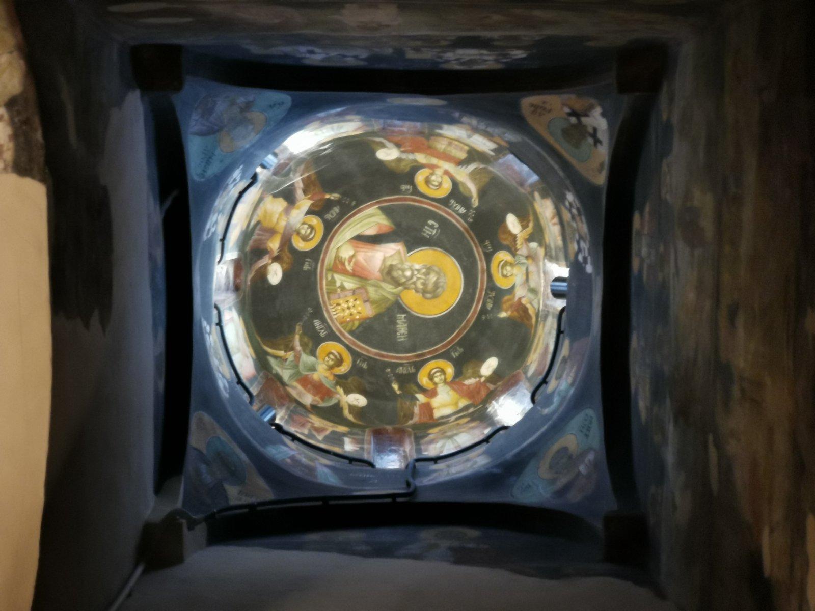Купола у цркви