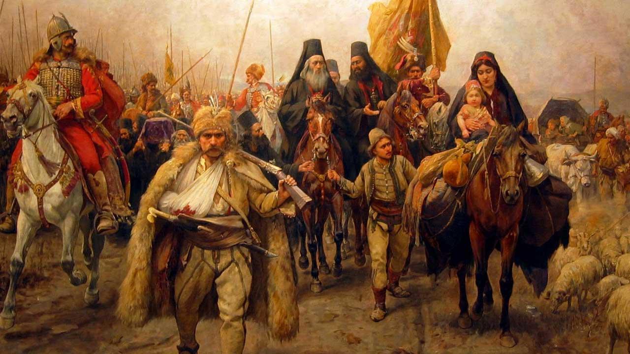 Сеоба Срба