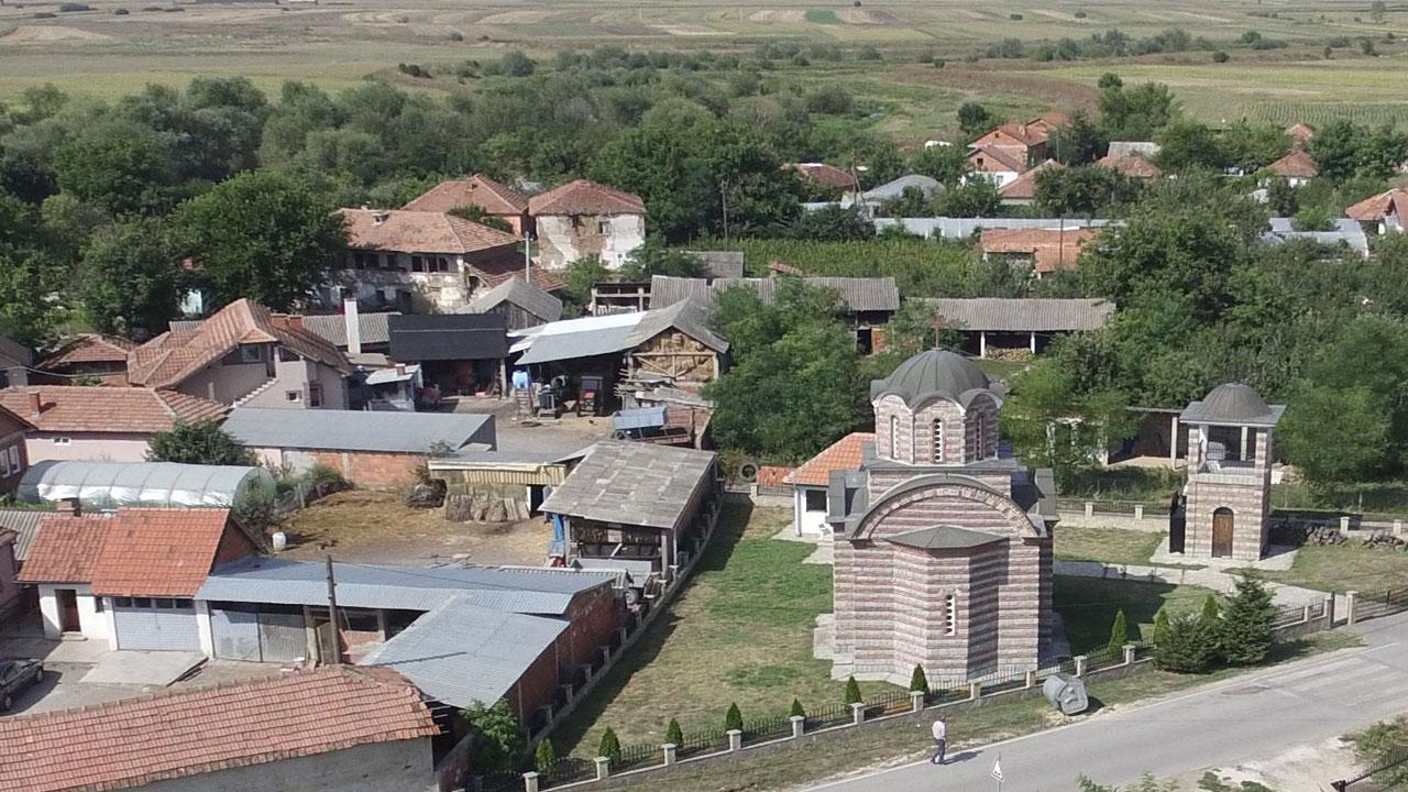 Црк ав Светог Пантелејмона - Лепина