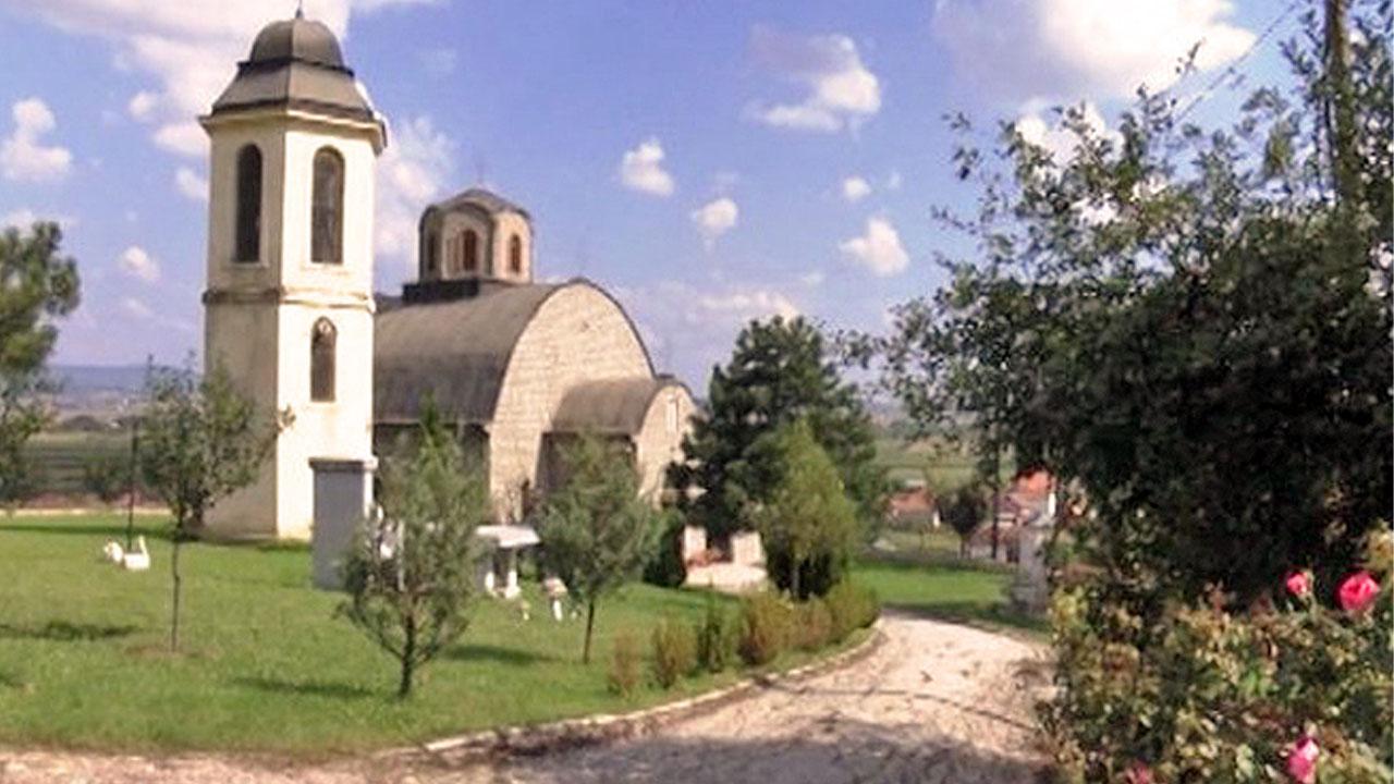 Црква у Баином Мосту
