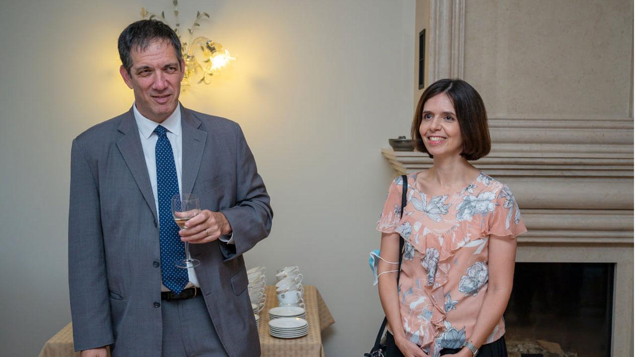 Израелски амбасадор у Србији