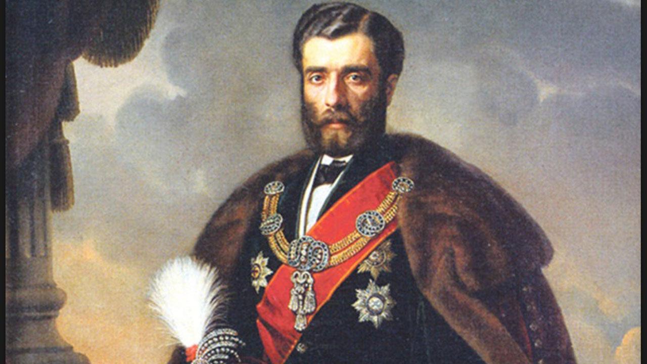 Михаило Обреновић