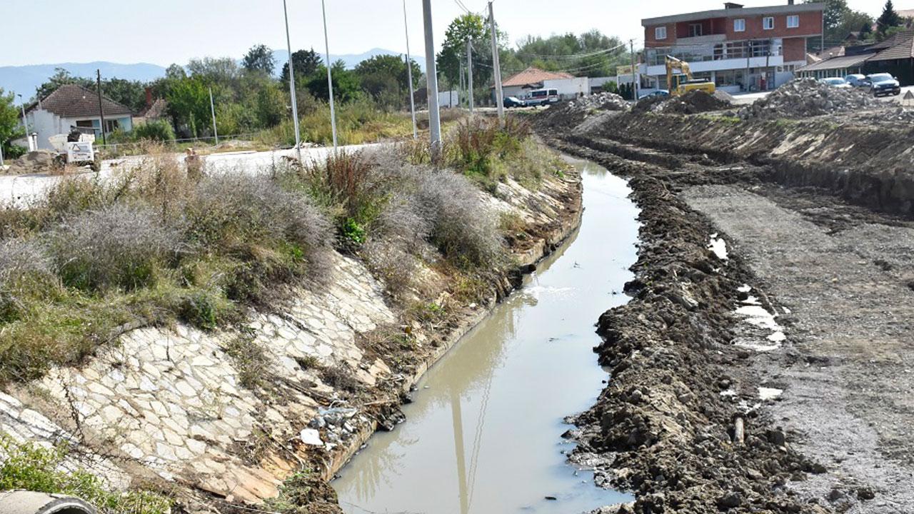 Река Грачанка