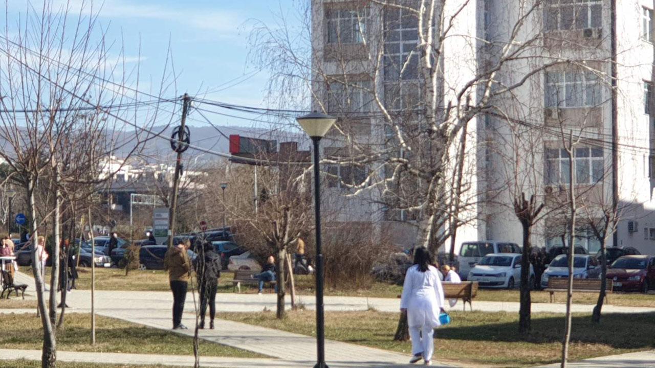 Болница у Приштини