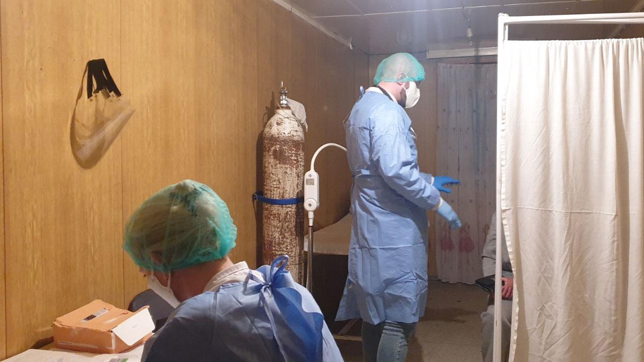 Ковид амбуланта