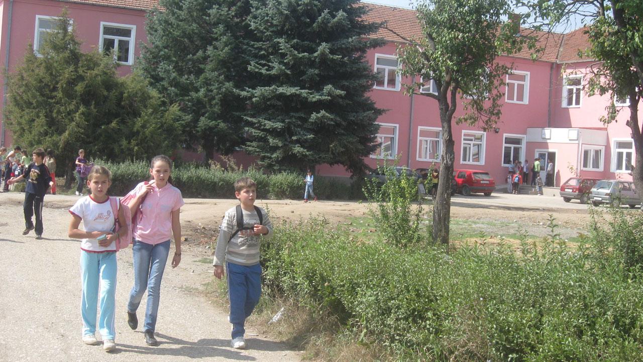 Школа у Прилужју
