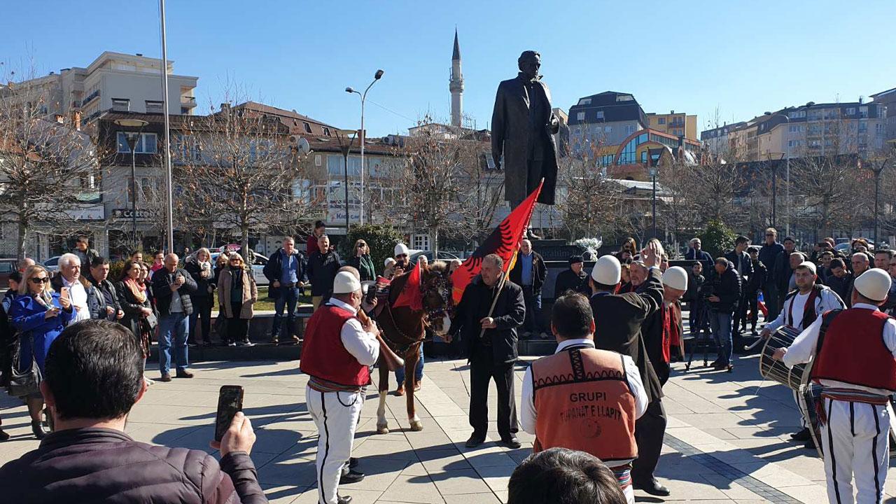 Обележаванје дана државности у Приштини