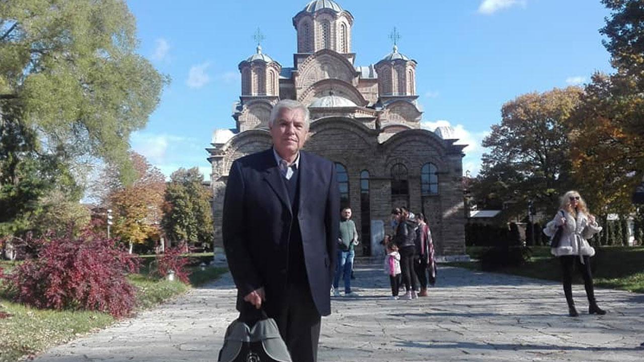 Власта Ценић у Грачаници