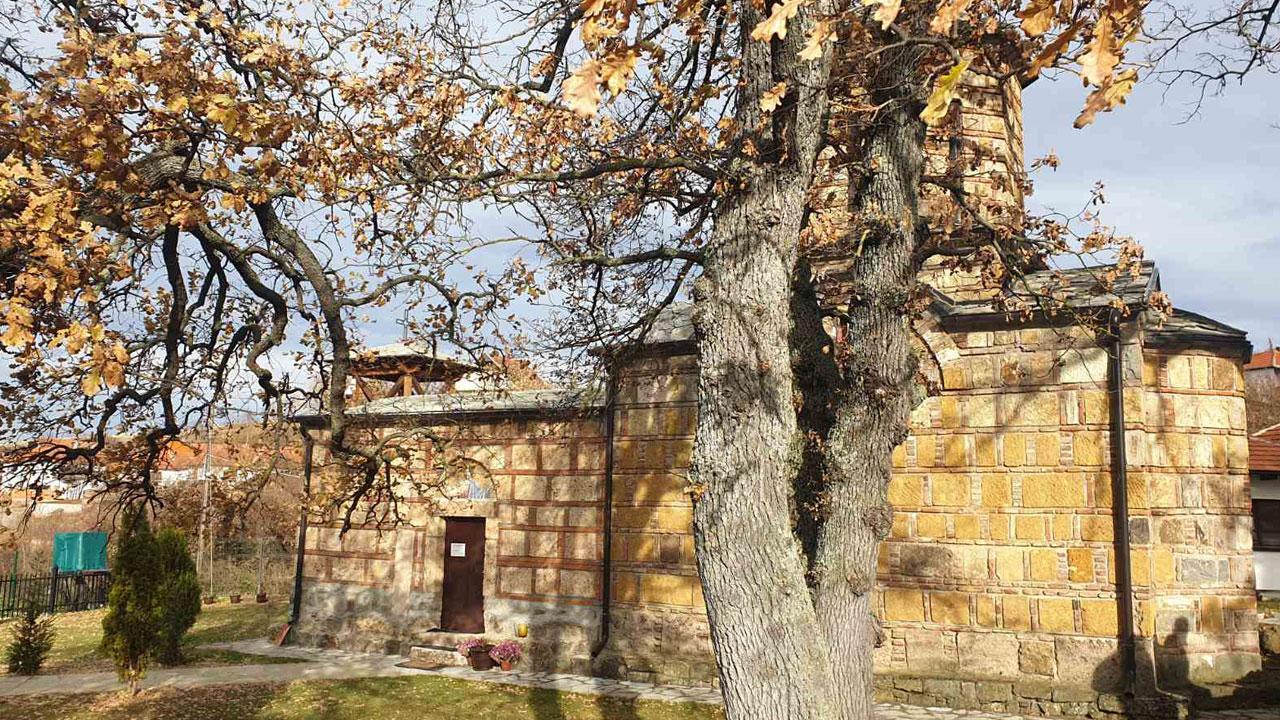 Свети Димитрије - Сушица