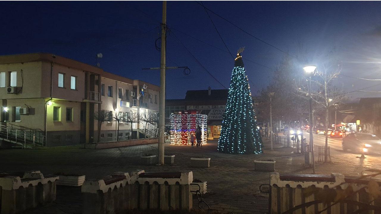 Грачаница-центар-Нова година