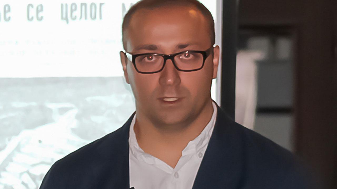 Милош Стојковић