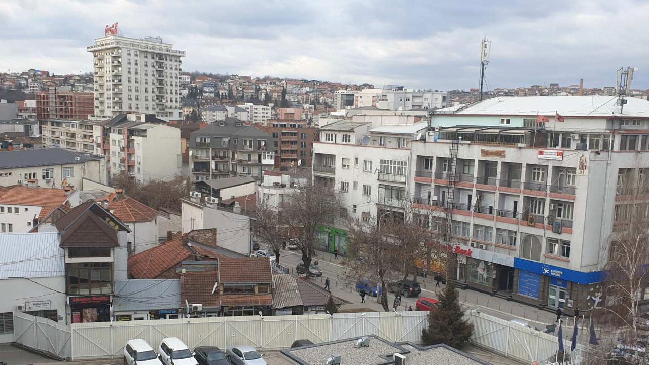 Панорама Приштина