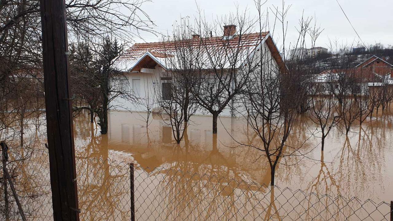 Поплава у Грачаници
