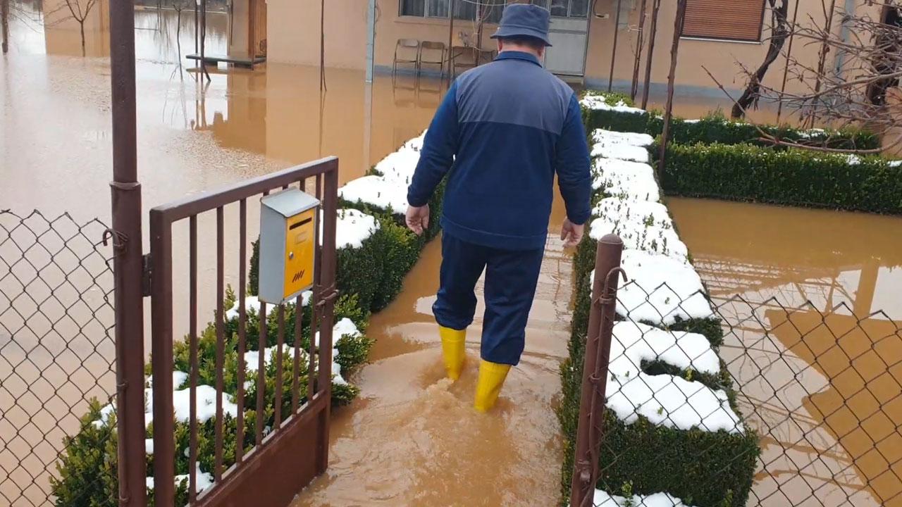 Поплаве у Грачаници