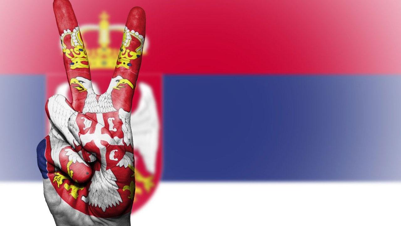 Србија - илустрација