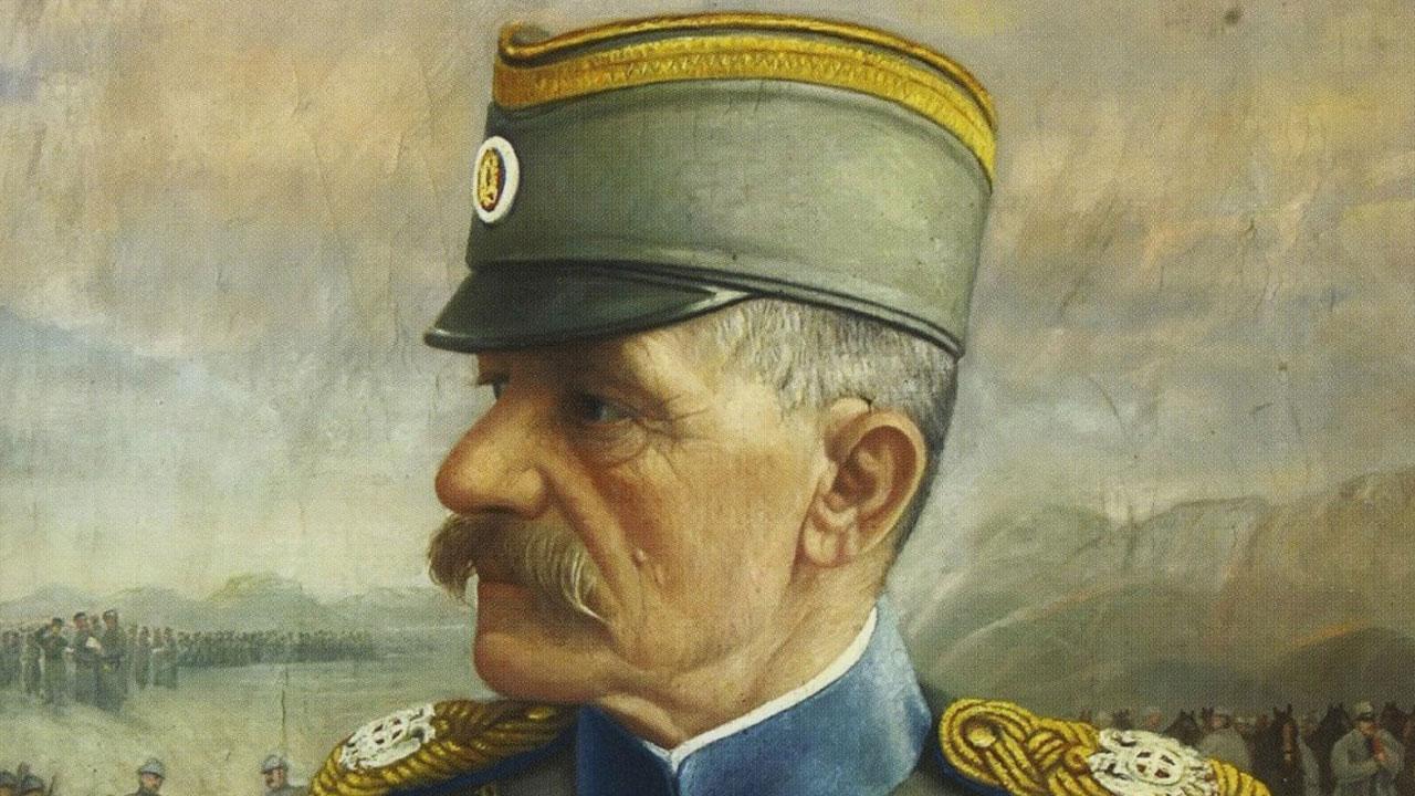 Живојин Мишић