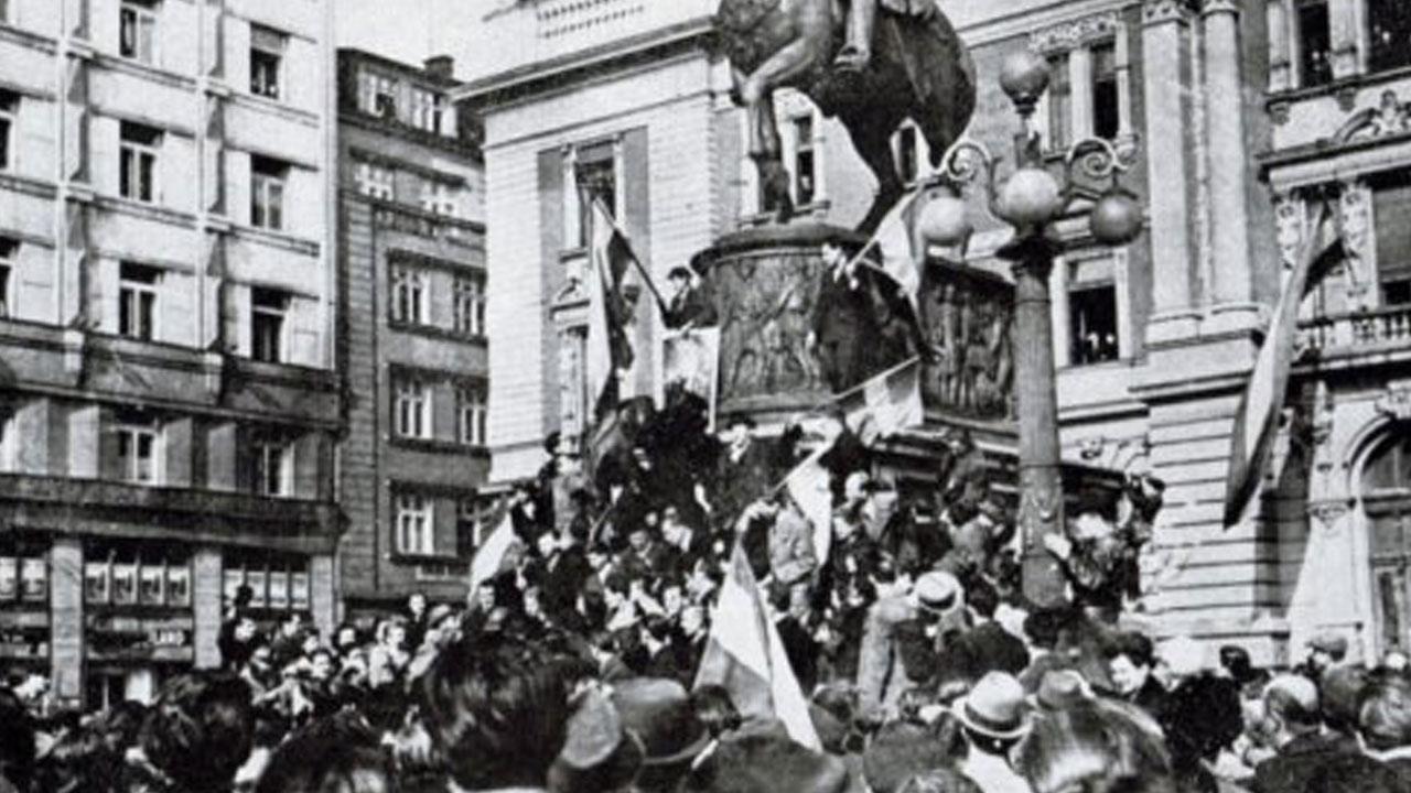 Демонстрације у Београду
