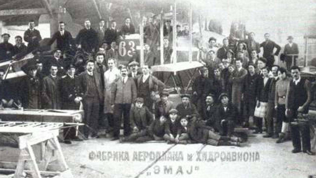 Фабрика авиона Змај