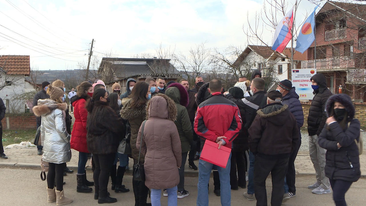 Protesti KBC
