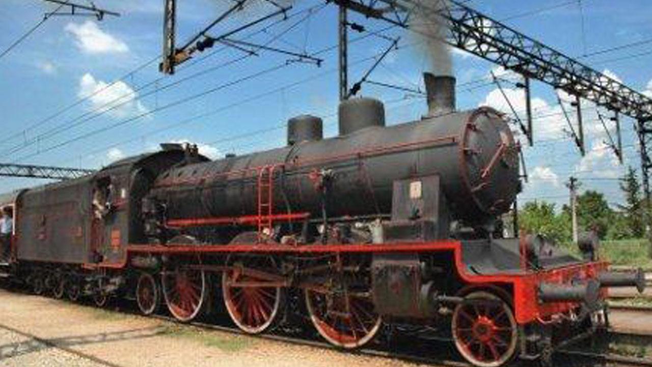 Стари воз