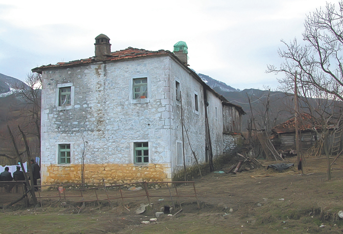 Жута кућа