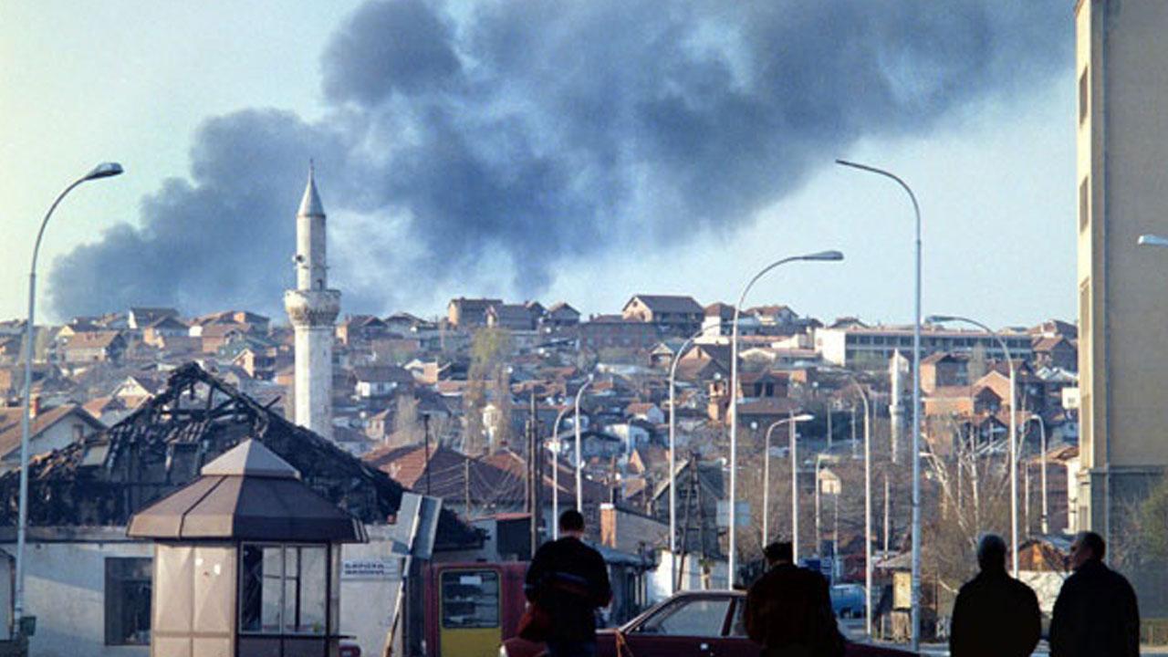 Бомбардовање НАТО