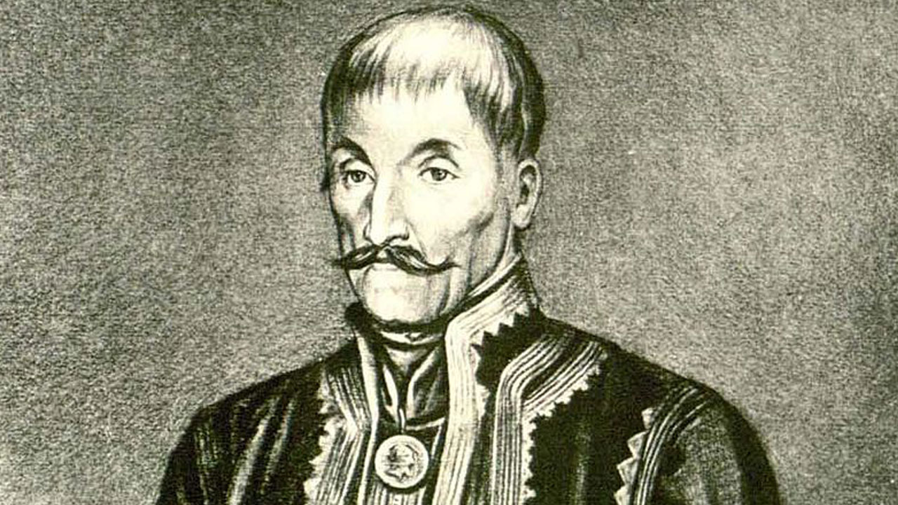 Поп Лука Лазаревић