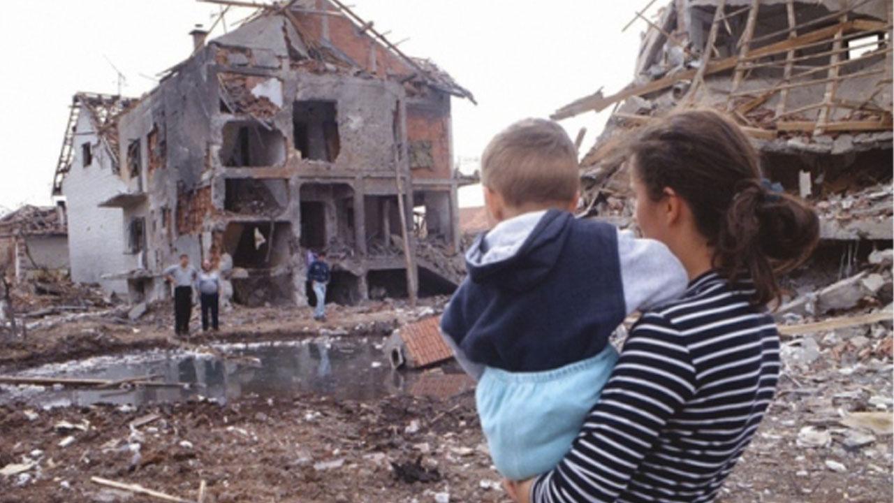 Бомбардована Сурдулица