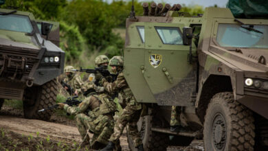 Руско српске војне вежбе