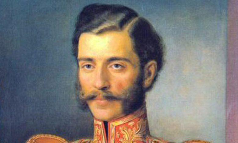 Михајло Обреновић
