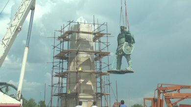 Споменик Цару Лазару