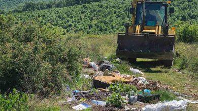 Uklanjanje divlje deponije