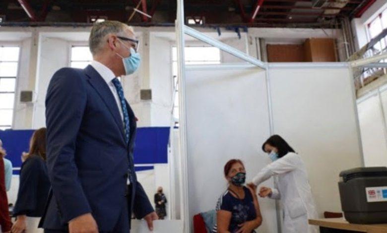 Вакцинација-Косово