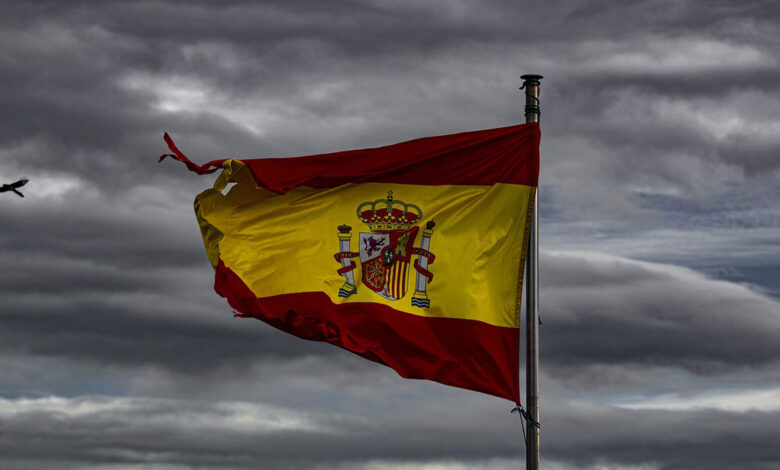 Шпанска застава