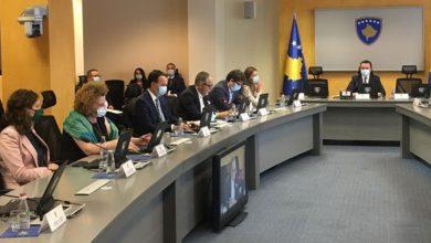 Седница Владе Косова о анти ковид мерама