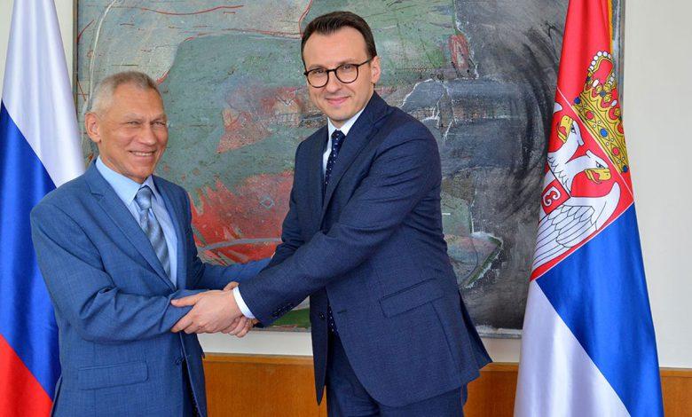 Петар Петковић и Боцан Харченко