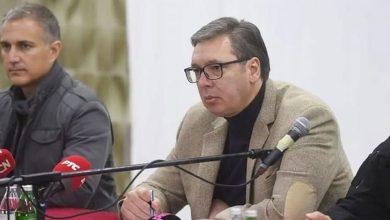 Вучић у Рашки